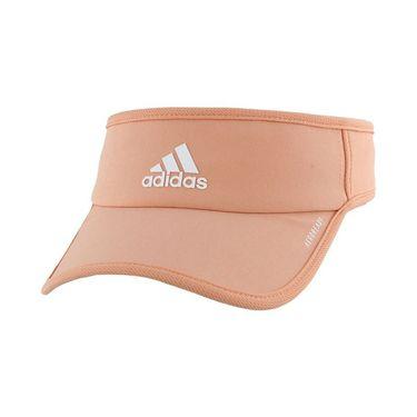 adidas Superlite 2 Womens Visor - Ambient Blush Pink/White