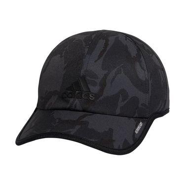 adidas Superlite Pro 2 Printed Mens Hat - Grey Six Camo/Black