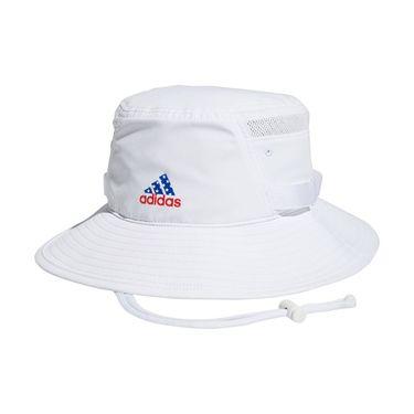 adidas Americana Victory Bucket Hat L/XL - White