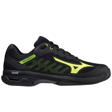 Mizuno Wave Exceed SL 2 Mens Tennis Shoe Black/Safety Yellow 550031 903E