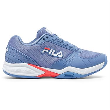 Fila Volley Zone Womens Pickleball Shoe Light Blue 5PM00595 418û