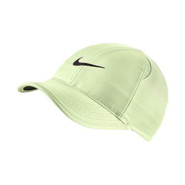 Nike Womens Featherlight Hat - Lime Ice/Black