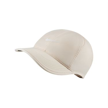 Nike Womens Feather Light Hat - Guava Ice/Black/White