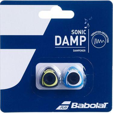 Babolat Sonic Damp Vibration Dampener Blue/Yellow