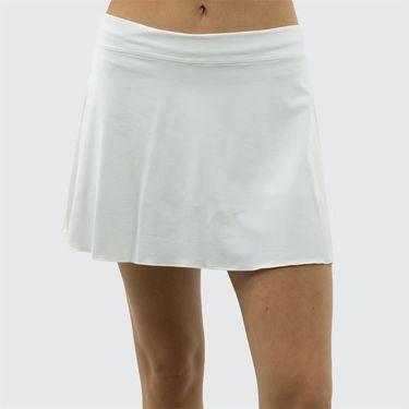 Sofibella 14 Inch Skirt - White