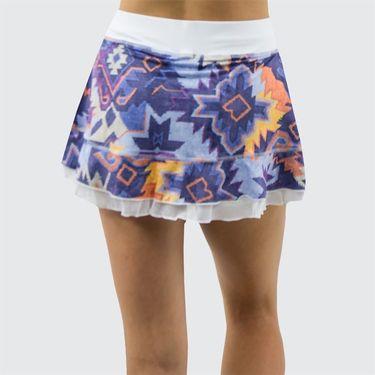 Sofibella UV Colors 13 inch Skirt - Aztec