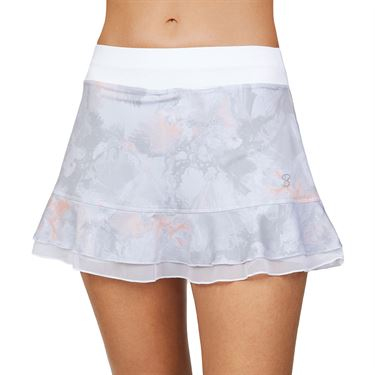 Sofibella UV Colors 13 inch Skirt Womens Glacier 7010 GLC