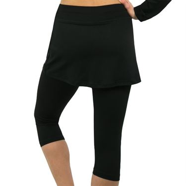 Sofibella Abaza Skirt w/Leggings Womens Black 7011 BLK