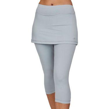 Sofibella Abaza Skirt w/Leggings - Stone