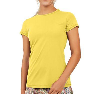Sofibella UV Short Sleeve Top Womens Sunshine 7012 SUN