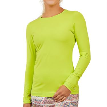 Sofibella UV Long Sleeve Top Womens Teddy 7013 TDY