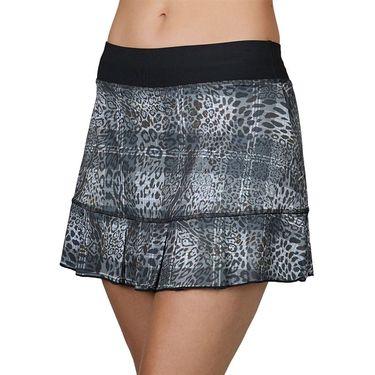 Sofibella UV Colors 14 inch Skirt Womens Black Panther 7016 BPR