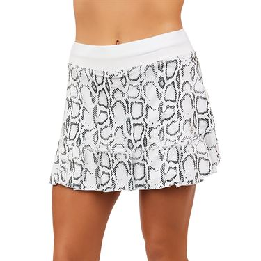 Sofibella UV 14 inch Skirt Womens Cobra Print 7016 CBR