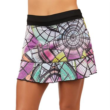 Sofibella UV Colors 14 inch Skirt Womens Cathedral 7016 CTL