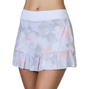 Sofibella UV Colors 14 inch Skirt Womens Glacier 7016 GLC
