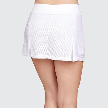 Sofibella Air Flow 13 inch Skirt Womens White 7017 WHT