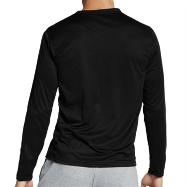 Nike Legend 2.0 Long Sleeve Crew - Black