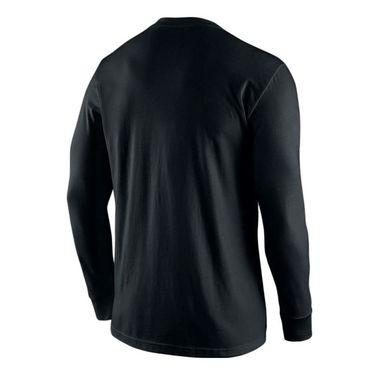 Nike Team Legend Long Sleeve Crew - Black