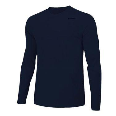 Nike Team Legend Long Sleeve - College Navy/Cool Grey
