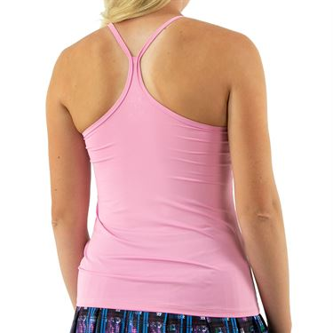 BPassionit Fuse T Back Tank Womens Girly Pink 807716 GPK