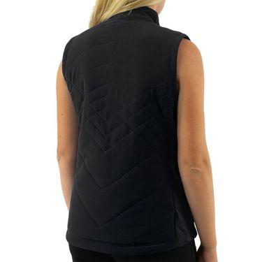 Cross Court Essentials Vest Womens Black 8201 CO 1000