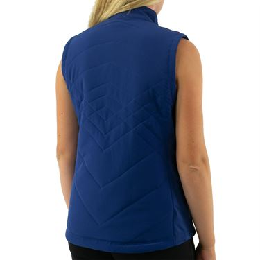 Cross Court Essentials Vest Womens Indigo 8201 CO 8068