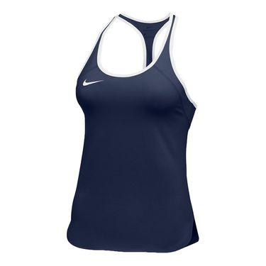 Nike Dry Tank - Navy Blue