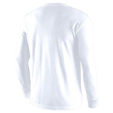 Nike Legend Boys Long Sleeve Training Shirt White/Cool Grey 840177 100