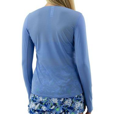 Bolle Serenity Long Sleeve Top Womens Periwinkle 8412 4332û
