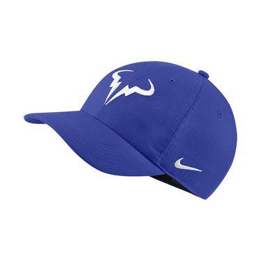 Nike Rafa Hat - Royal Blue/White