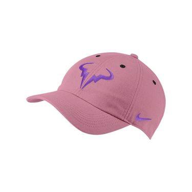 Nike Rafa Hat - Elemental Pink/Wild Berry