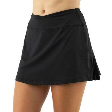 Cross Court Electra Back Ruffle Skirt Womens Black 8625 31 1000