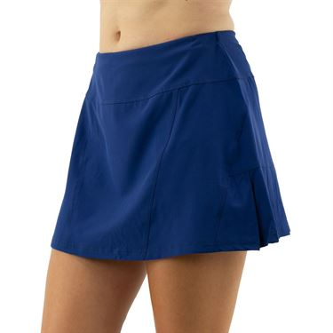 Cross Court Essentials Side Pleated Skirt Womens Navy 8650 CO 8068