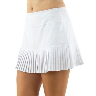 Cross Court Essentials Ruffled Skirt Womens White 8651 CO 0110