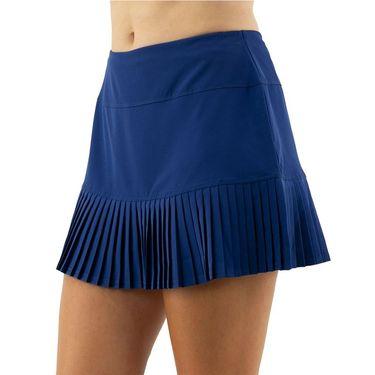 Cross Court Essentials Ruffled Skirt Womens Navy 8651 CO 8068