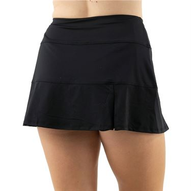 Cross Court Essentials Pleated Skirt Womens Black 8652 CO 1000