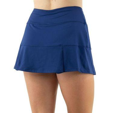 Cross Court Essentials Pleated Skirt Womens Navy 8652 CO 8068