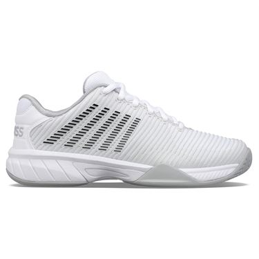 K Swiss Hypercourt Express 2 Junior Tennis Shoe Barely Blue/White/High Rise 86613 424
