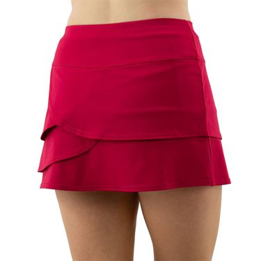 Bolle Cherry Blossom Scoop Layered A Line Skirt Womens Cherry 8603 7217û