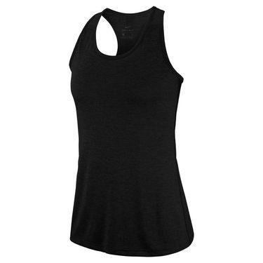 Nike Dry Training Tank Womens Black/Heather/White 889073 014