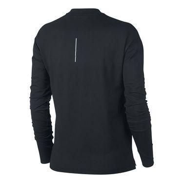 Nike Element Long Sleeve Top - Black
