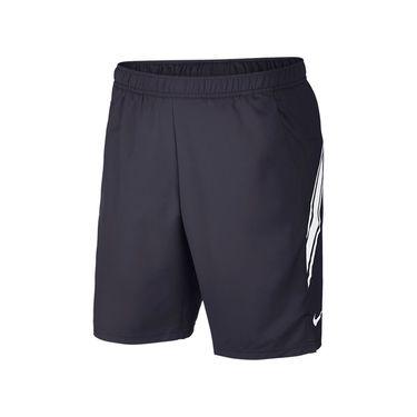 Nike Court Dry Short - Gridiron/White