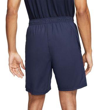 Nike Court Dry 9 inch Short Mens Obsidian 939265 452
