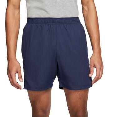 Nike Court Dry 7 inch Short Mens Obsidian 939273 452