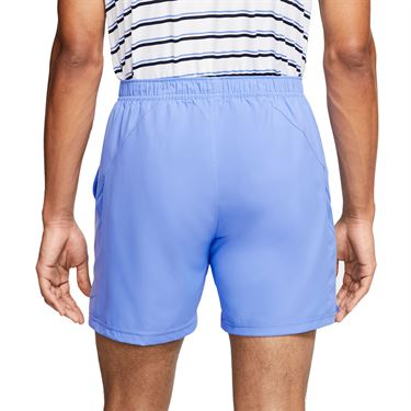 Nike Court Dry 7 inch Short Mens Royal Pulse 939273 478