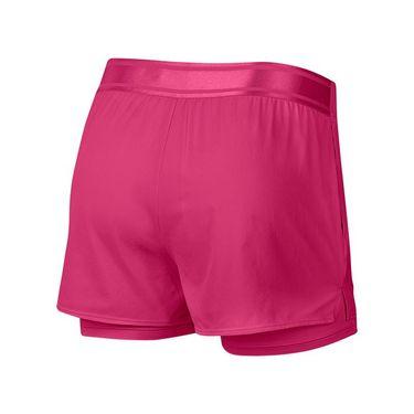 Nike Court Flex Short Womens Vivid Pink/White 939312 616