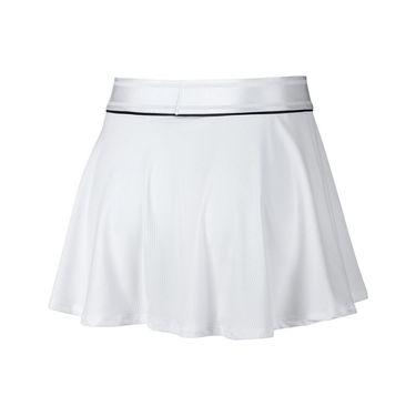 Nike Court Dry Flounce Skirt - White/Black