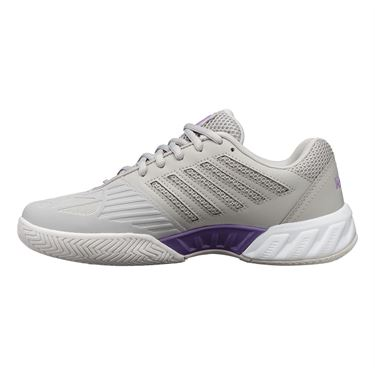 K Swiss Bigshot Light 3 Womens Tennis Shoe Vapor Blue/White/Fairy Wren 95366 470