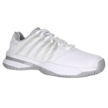 K Swiss Ultrashot 2 Womens Tennis Shoe - White/Highrise