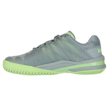K Swiss Ultra Shot 2 Womens Tennis Shoe - Abyss/Paradise Green
